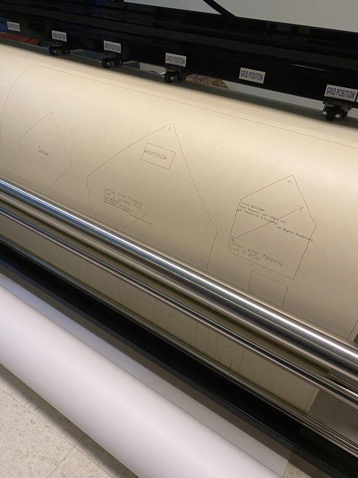 Pattern Printer